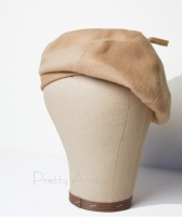 "Wool Beret ""hometown"""