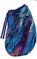 Long Sleep Scarf - Tropic palatte